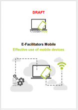E-Facilitators: Effective use of mobile devices